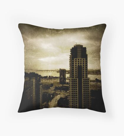 3636 Urban Throw Pillow
