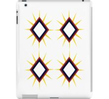 Daggered Diamond #2 iPad Case/Skin