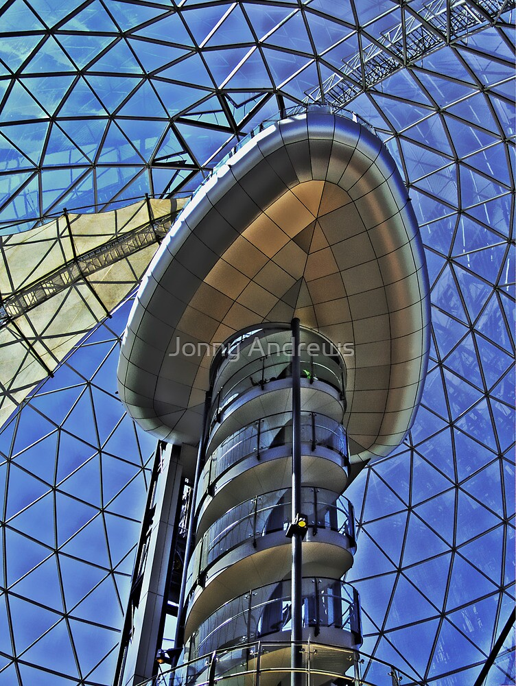 View from the ground by Jonny Andrews
