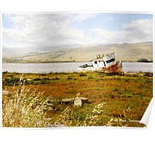 The Trawler Point Reyes Poster