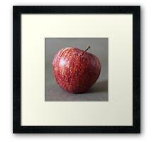 Apple 02 Framed Print
