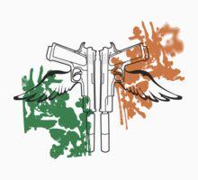 Sainty guns by copamoba