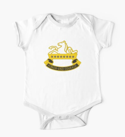 8th Cavalry Regiment (US Army) One Piece - Short Sleeve