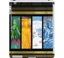Elements: Babies to Adults iPad Case/Skin