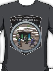 Destiny - Cave of Endless Loot T-Shirt