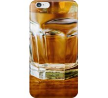 Have a glass of water iPhone Case/Skin