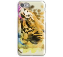 Tiger Ink iPhone Case/Skin