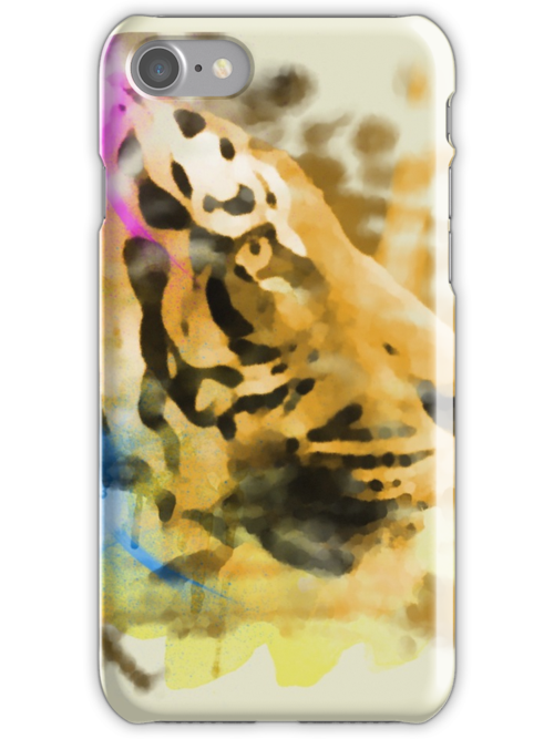 Tiger Ink by Jessica Slater