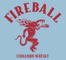 FIREBALL Baby Tee