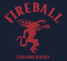 FIREBALL Kids Tee