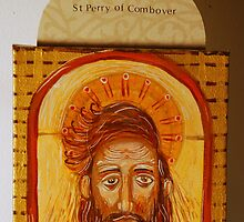 Saint Perry of Combover by Margaret Carey