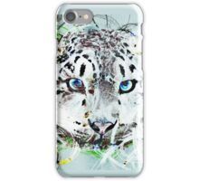 Leopard Ink iPhone Case/Skin