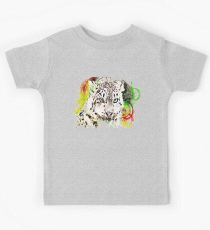 Leopard Ink Kids Tee