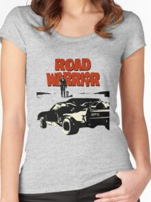 Road Warrior Women's Fitted Scoop T-Shirt