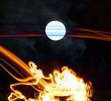 Fire Moon by Jane McDougall