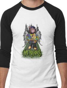 """Biggie Tribute"" Men's Baseball ¾ T-Shirt"