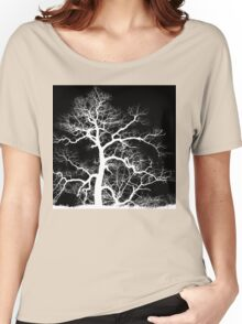 Lightning Tree Women's Relaxed Fit T-Shirt