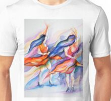 double delight, salsa cubism Unisex T-Shirt