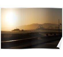 Dear Santa Monica, Poster