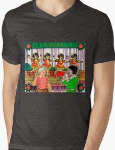 Wake Up! Mens V-Neck T-Shirt