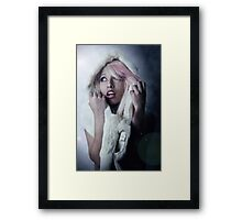 Arctic Frost Framed Print