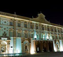 Duke's Palace,Sassuolo,Italy by Davide Ferrari