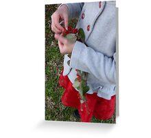 Nature Hunt Greeting Card