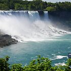 Niagra Falls Part 1 by Michael Humphrys