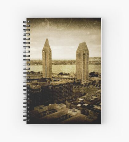 3631 Urban Spiral Notebook