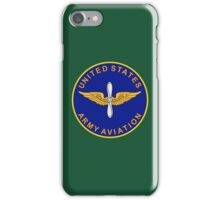 United States Army Aviation Branch iPhone Case/Skin