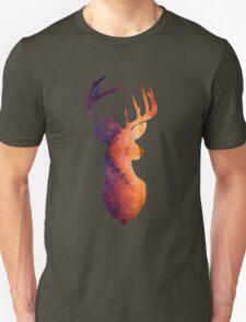 The Stag - Burnt Geometric T-Shirt
