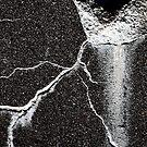 ...when lightning strikes... by Lynne Prestebak