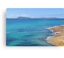 DISCOVERY BAY Canvas Print
