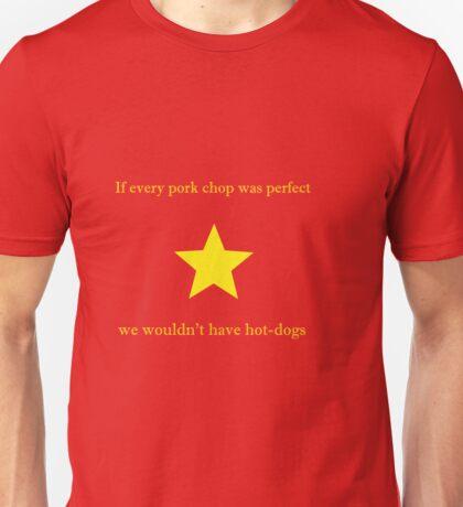 Steven Universe Pork Chop Quote Unisex T-Shirt