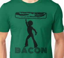Disco Bacon - Groove to the Meat Candy Unisex T-Shirt