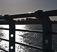 Sunset St Kilda by Bernie Rosser