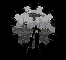 Opened Vault by CreateInfinite