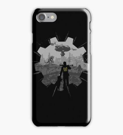 Opened Vault iPhone Case/Skin
