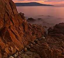 Pebble Row by Sam Sneddon