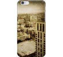 3607 Urban iPhone Case/Skin