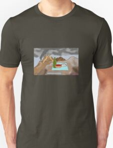 Still life with volcano T-Shirt