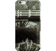 James Kirkwood Bridge, Cooerwull Road, Lithgow NSW iPhone Case/Skin