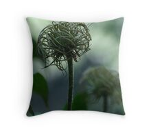 The Truffula Tree Throw Pillow