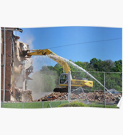 Demolition Day Poster