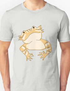 Bearded dragon cute head T-Shirt