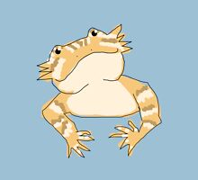 Bearded dragon cute head Unisex T-Shirt