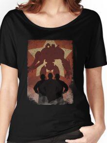 Propaganda Jaeger 4/5 Women's Relaxed Fit T-Shirt