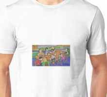 In the Rooms Careing & Sharing Unisex T-Shirt