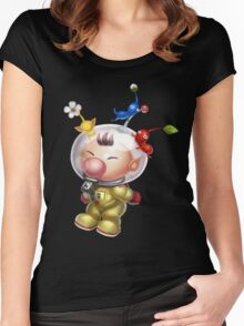 Olimar Women's Fitted Scoop T-Shirt