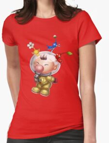 Olimar Womens Fitted T-Shirt